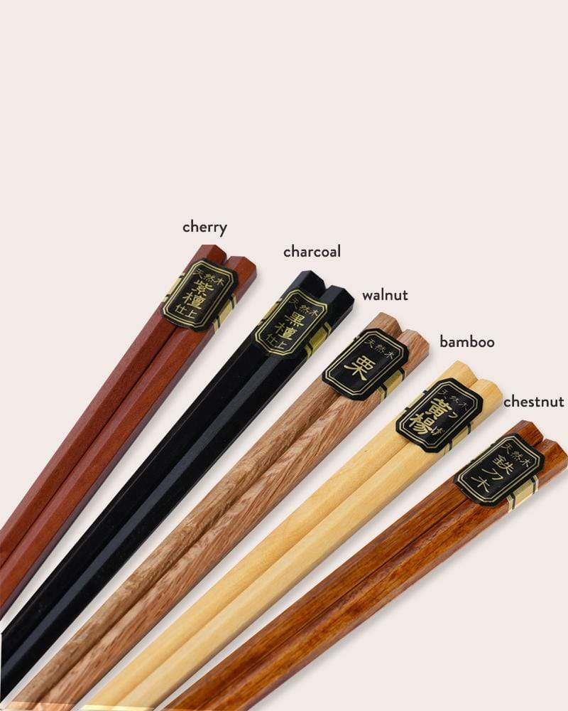 Natural Wood Chopsticks