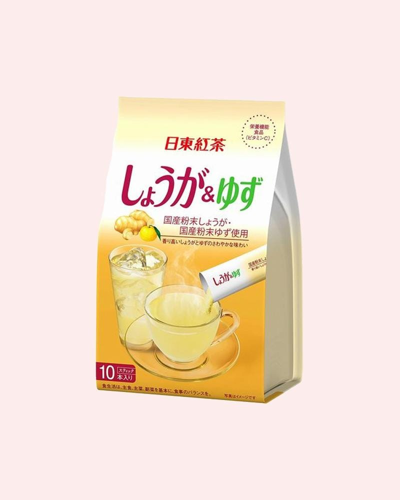 Nitto Ginger & Yuzu Tea Bag