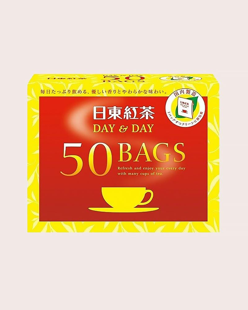 Nitto Instant Day & Day Red Tea Bag