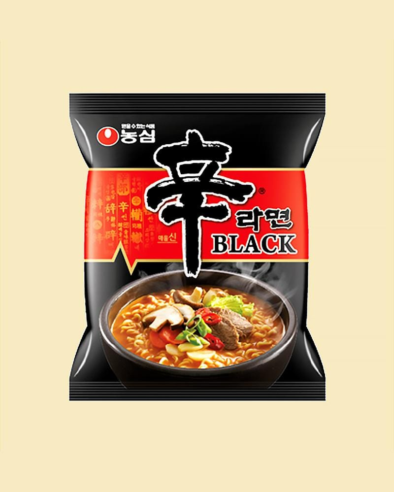 Nongshim Shin Ramyun Black Premium Single Pack