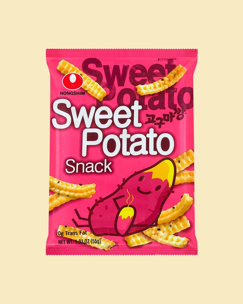 Nongshim Sweet Potato Chips