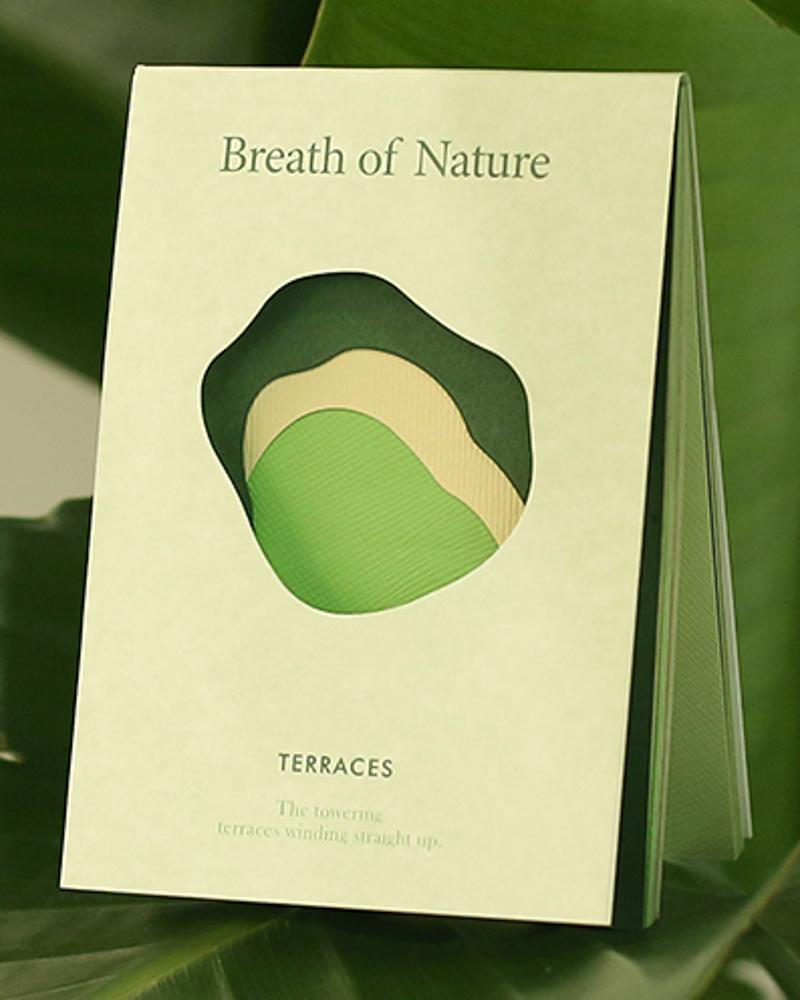 Shop NOTE FOR Breath of Nature-Terraces