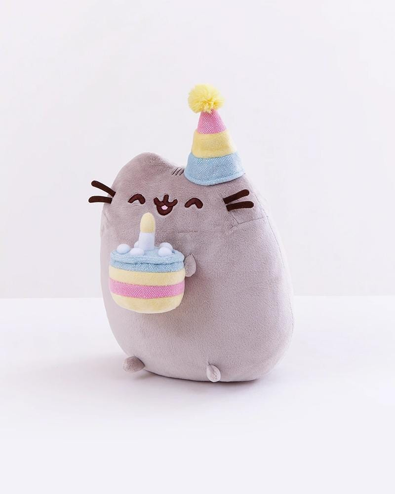 "PUSHEEN© Birthday Cupcake 9.5"" Plush"