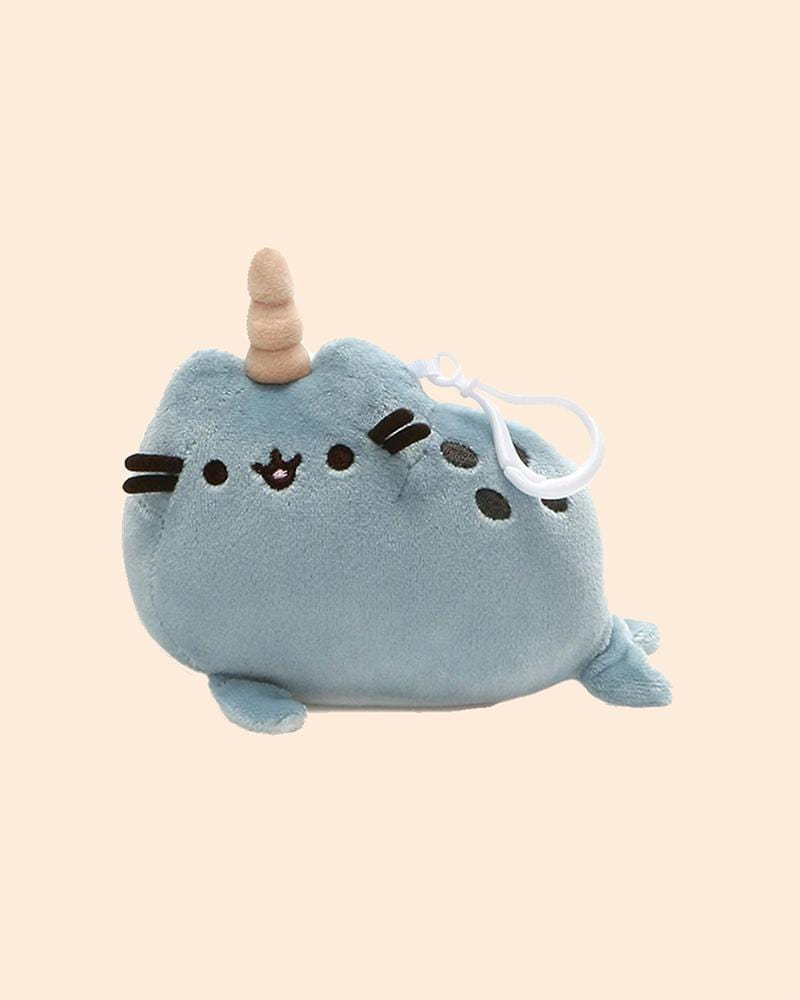 PUSHEEN© Narwhal Backpack Clip