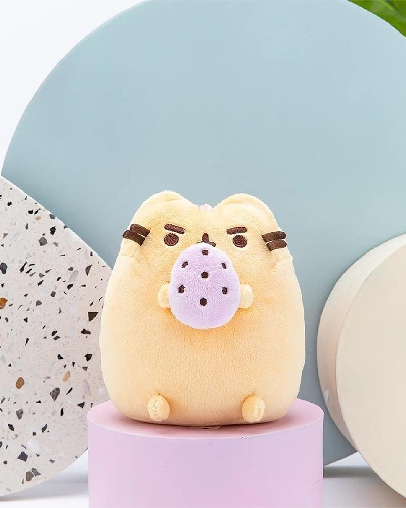 "PUSHEEN© Orange Pusheenosaurus with Egg 6"" Plush"