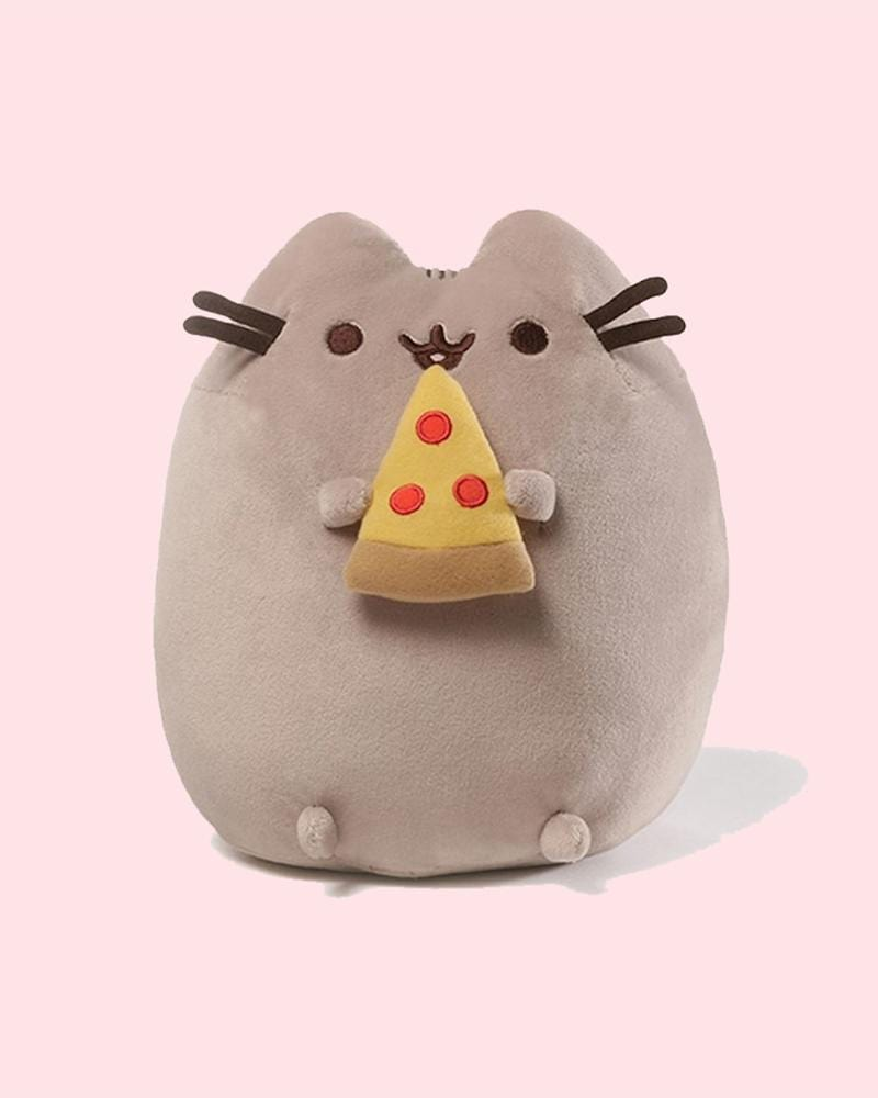 "PUSHEEN© Pizza 9.5"" Plush"