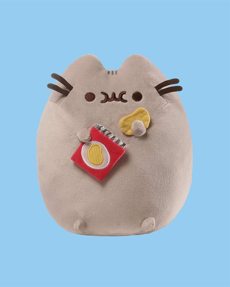 "PUSHEEN© Potato Chips 9.5"" Plush"