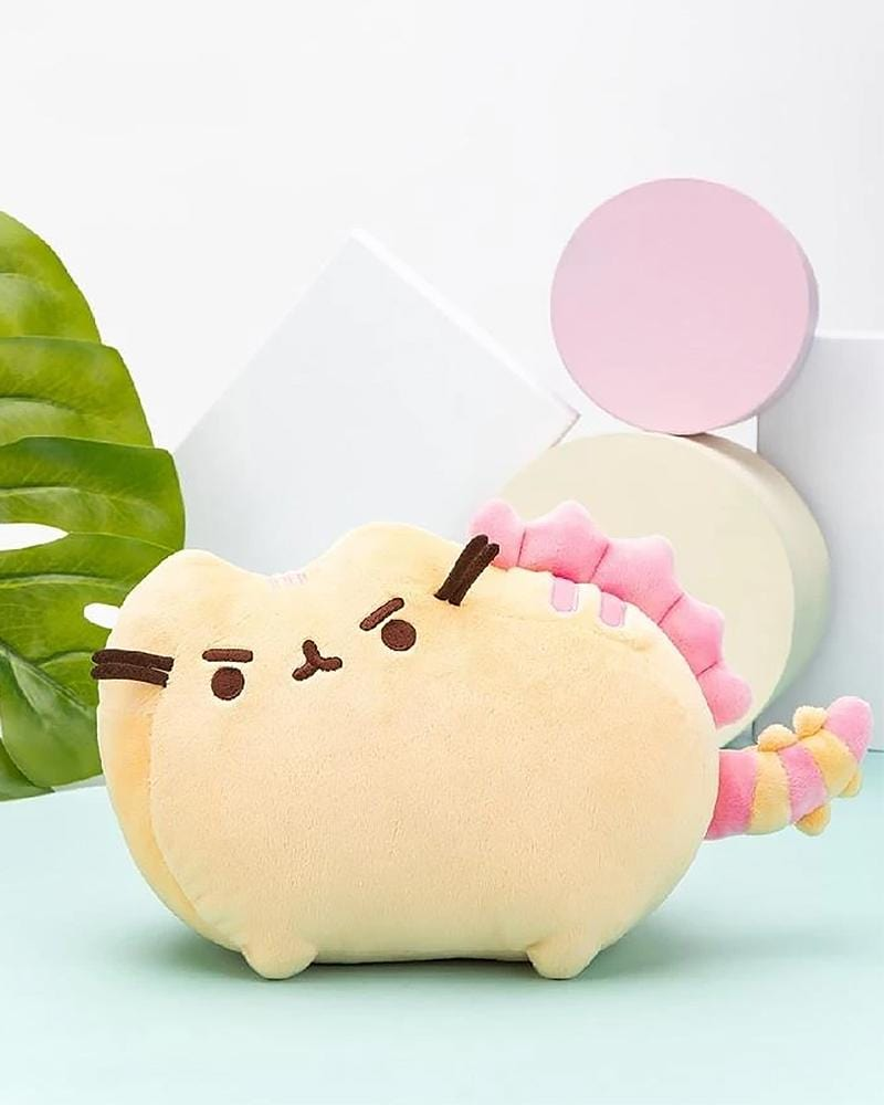 "PUSHEEN© Pusheenousaurus Strawberry Banana 13"" Plush"