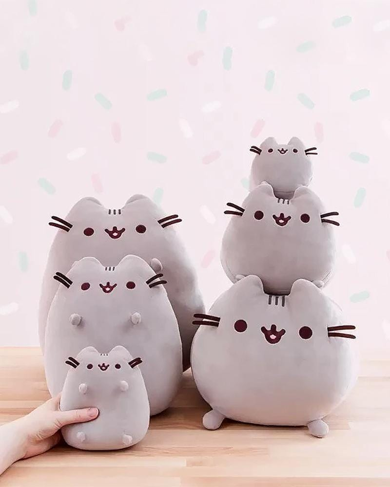 "PUSHEEN© Squisheen 6"" Plush"