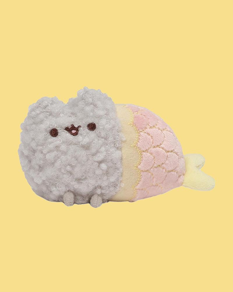 PUSHEEN© Stormy Mermaid Plush 4.7""