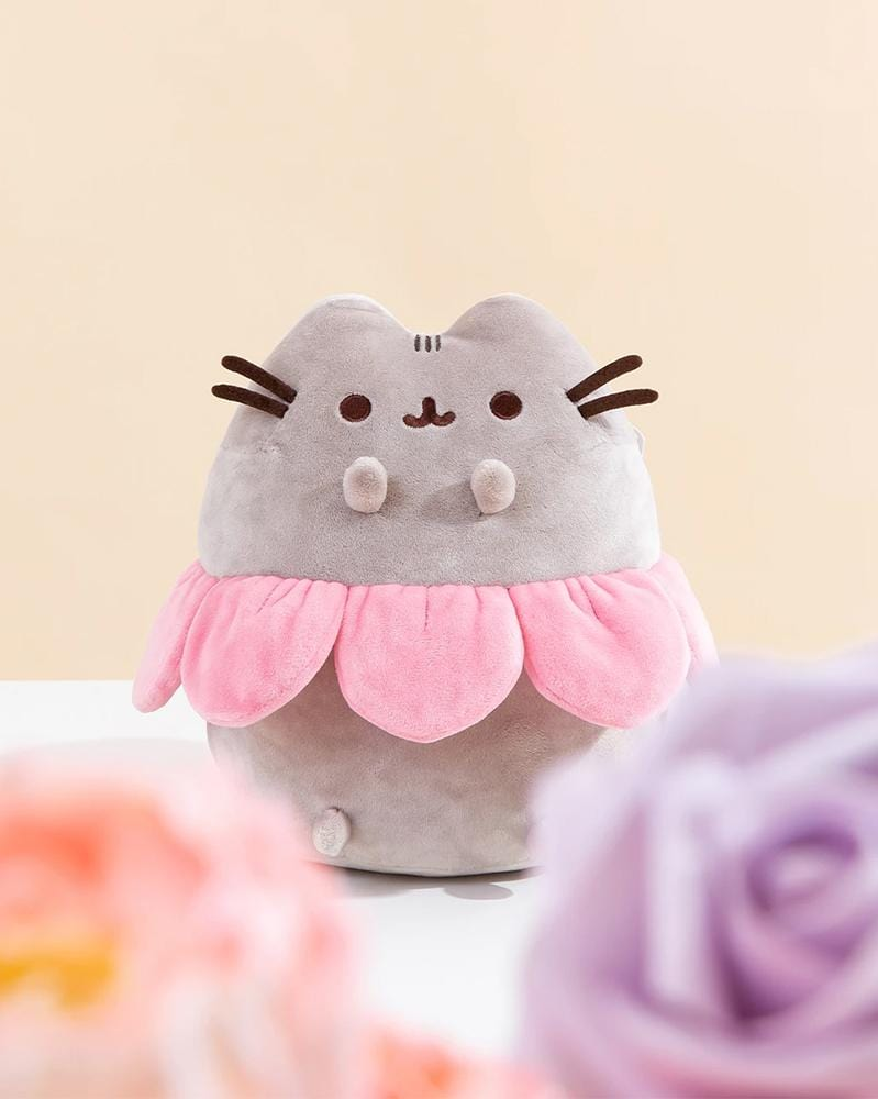 Shop Pusheen Flower Petal Plush 9.5""