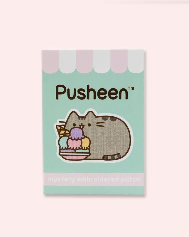 Shop Pusheen Mystery Embroidered Patch