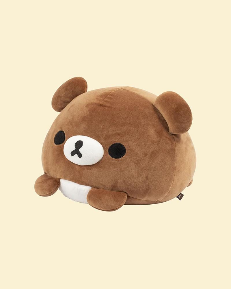 Shop Rilakkuma© Chairoikoguma Mochi Cushion 13""