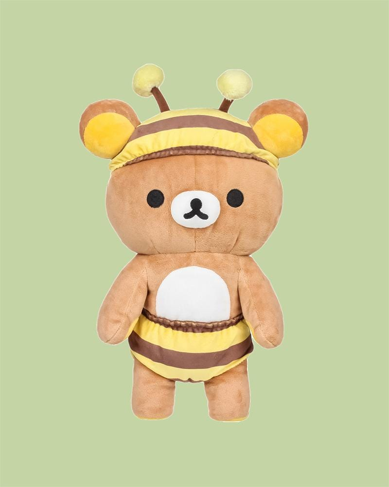 Rilakkuma© Standing Honey Bee Plush 13""