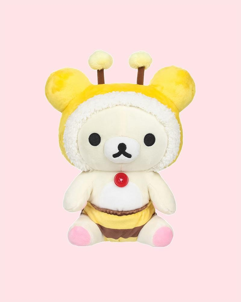 Rilakkuma© Korilakkuma Honey Bee Seated 10""