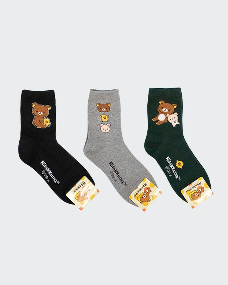 Rilakkuma Long Socks
