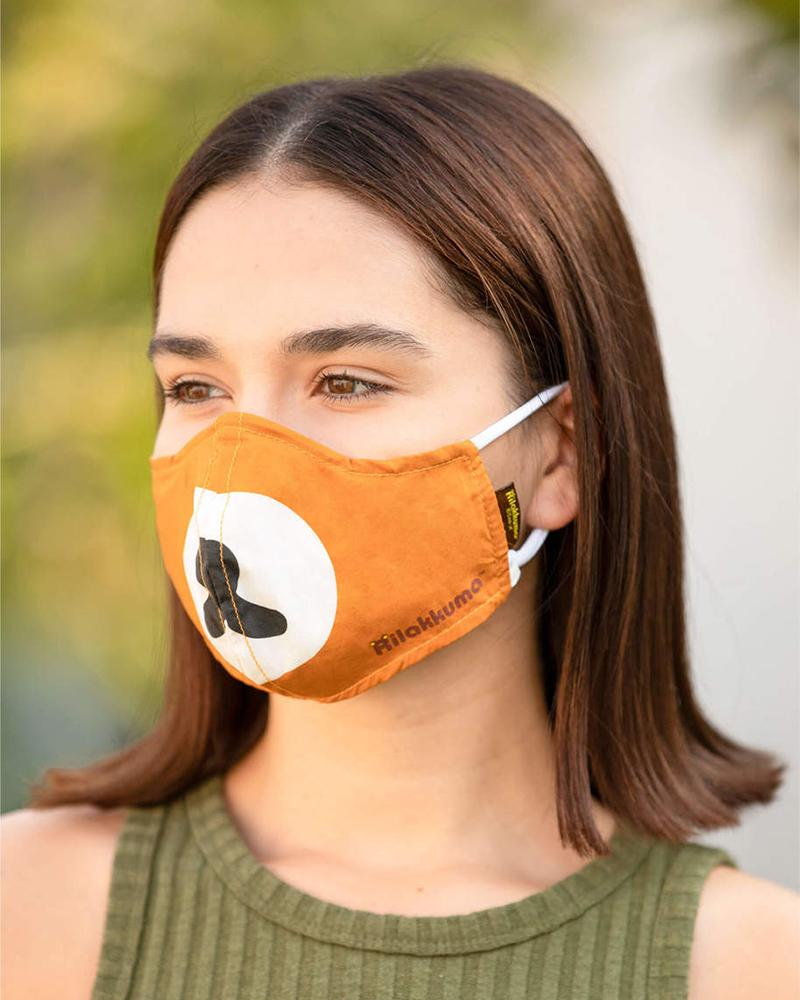 Rilakkuma© Reusable Face Mask