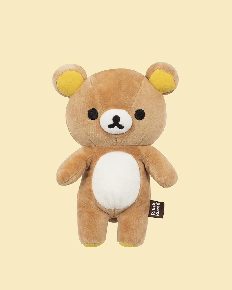 Snuggle up with the adorable rilakkuma!  Shop Sukoshi Mart! Your one-stop-shop for K-beauty, Asian snacks and stationery!