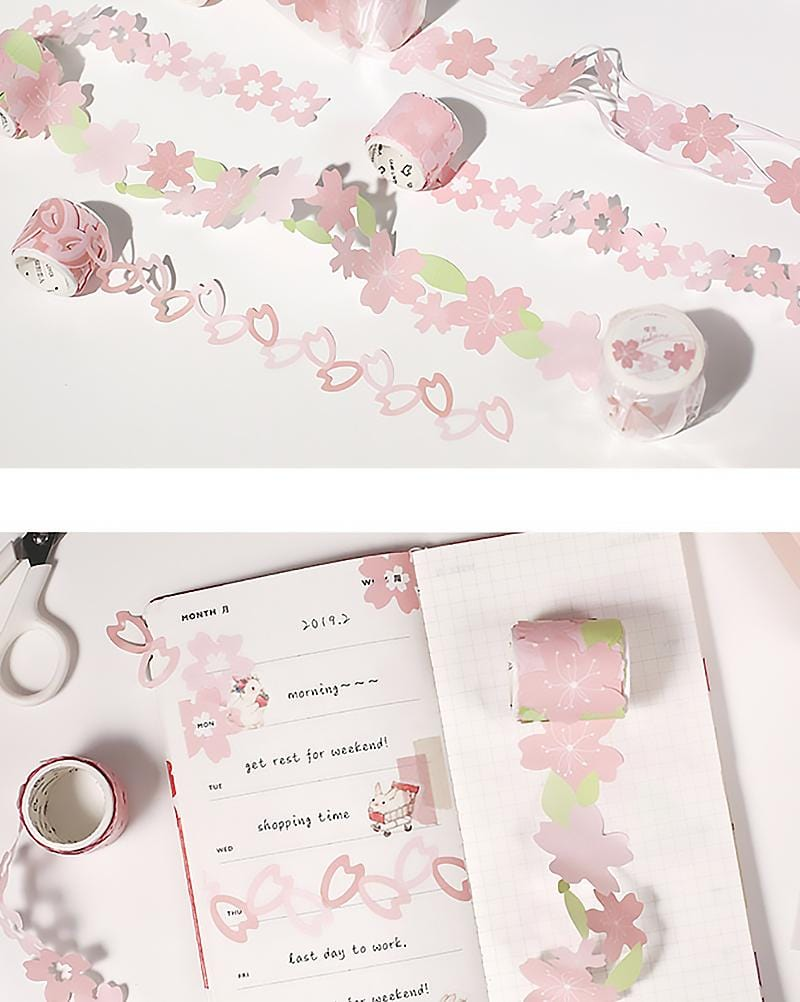 Sakura Flower Washi Tape