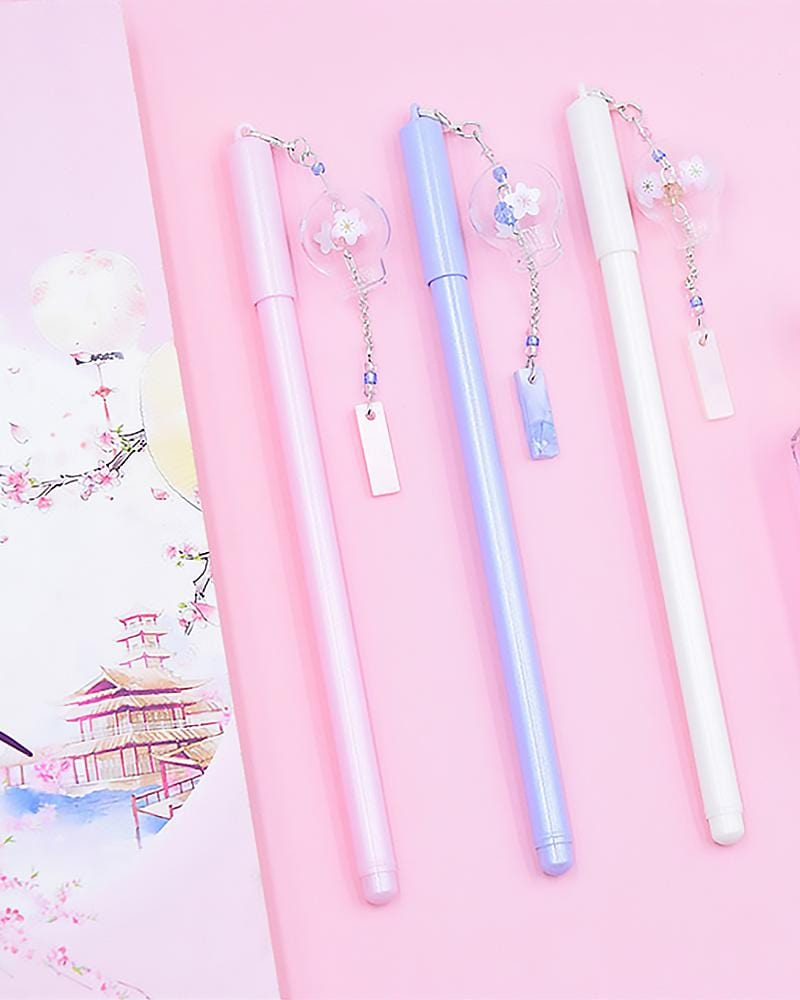 Sakura Wind Chime Pen
