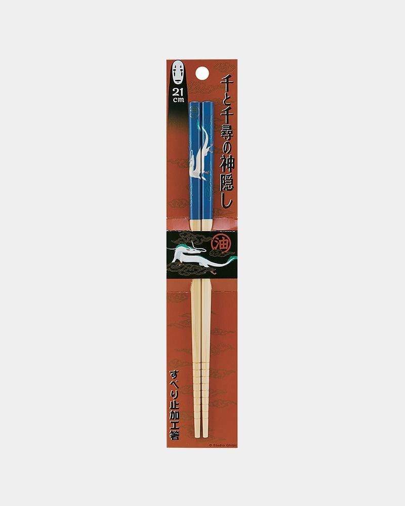Buy the Studio Ghibli© Spirited Away Haku Bamboo Chopstick at Sukoshi Mart!