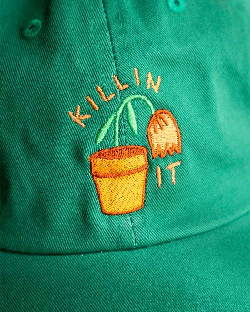 Stay Home Club Killin' It Dad Hat