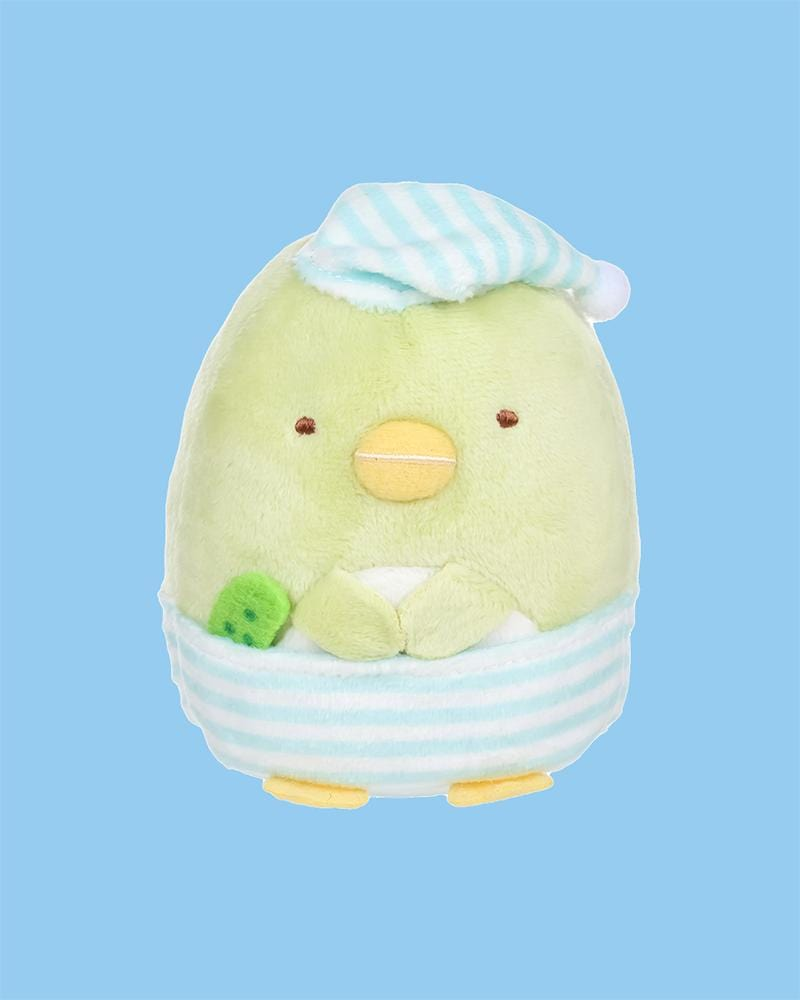 "Sumikko Gurashi© Penguin? in Pajama 4"" Plush"
