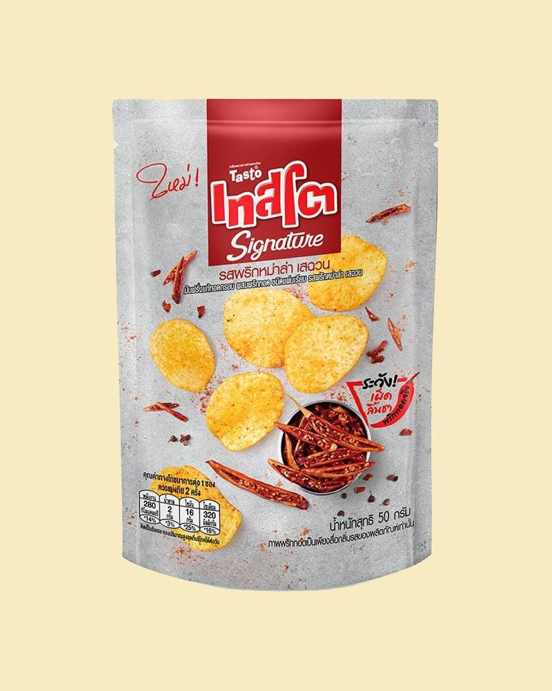 Shop Tasto Mala Chili Sichuan Pepper Chips