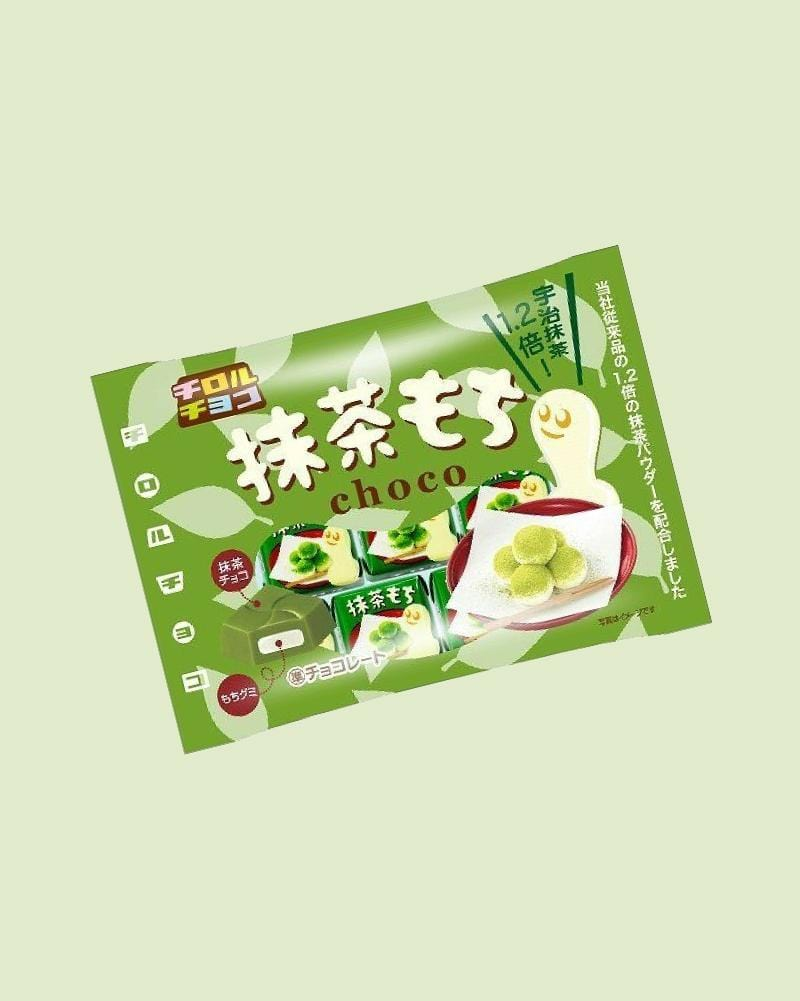 Tirol Green Tea Mochi Chocolate