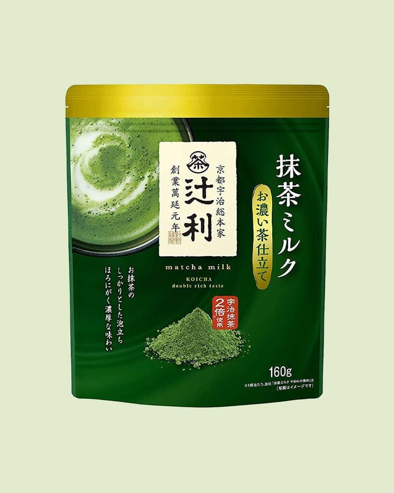 Tsujiri Koicha Double Rich Matcha Latte Mix