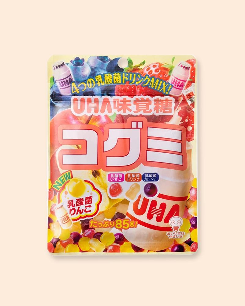 Shop UHA Kogumi Assorted Yogurt Gummy