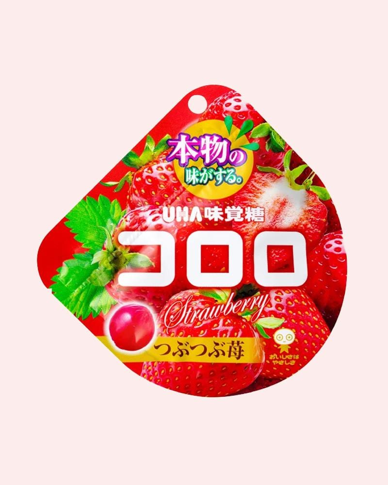 Shop UHA Strawberry Kororo Gummy