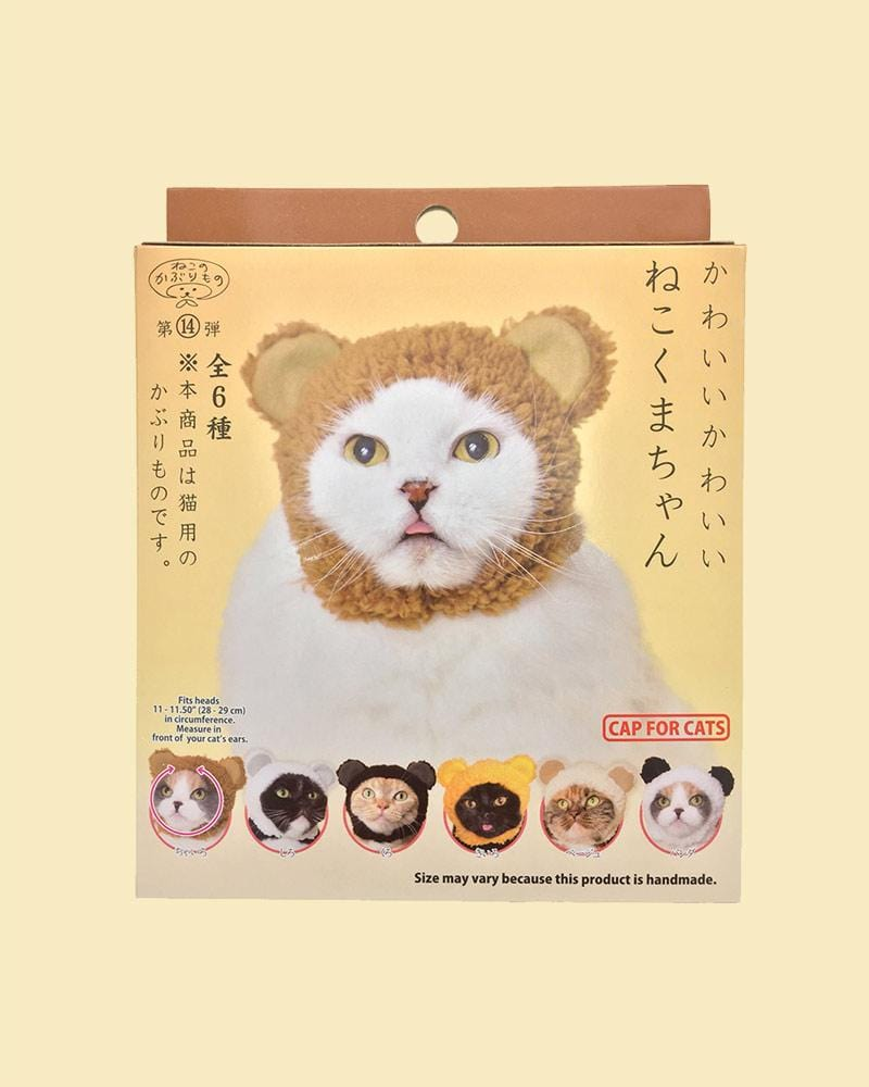 Kitan Club Cat Cap Blind Box: Bear
