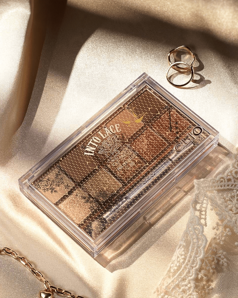 CLIO Pro Eye Palette #Into Lace