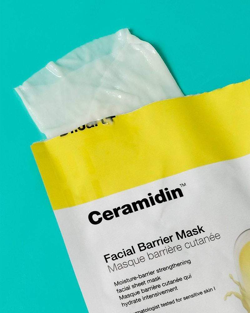 buy Dr Jart Dr.Jart+ ceramidin facial barrier mask single use sheet ceramide product image