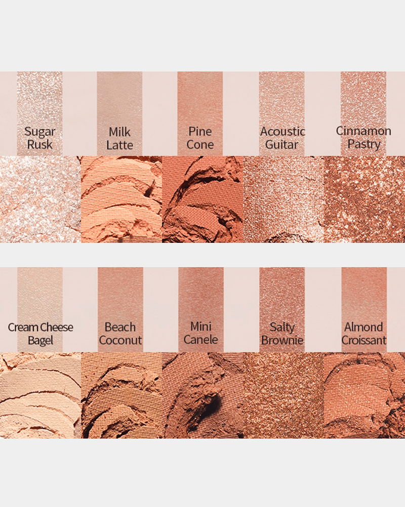 Etude House Play Color Eyes Palette Bake House