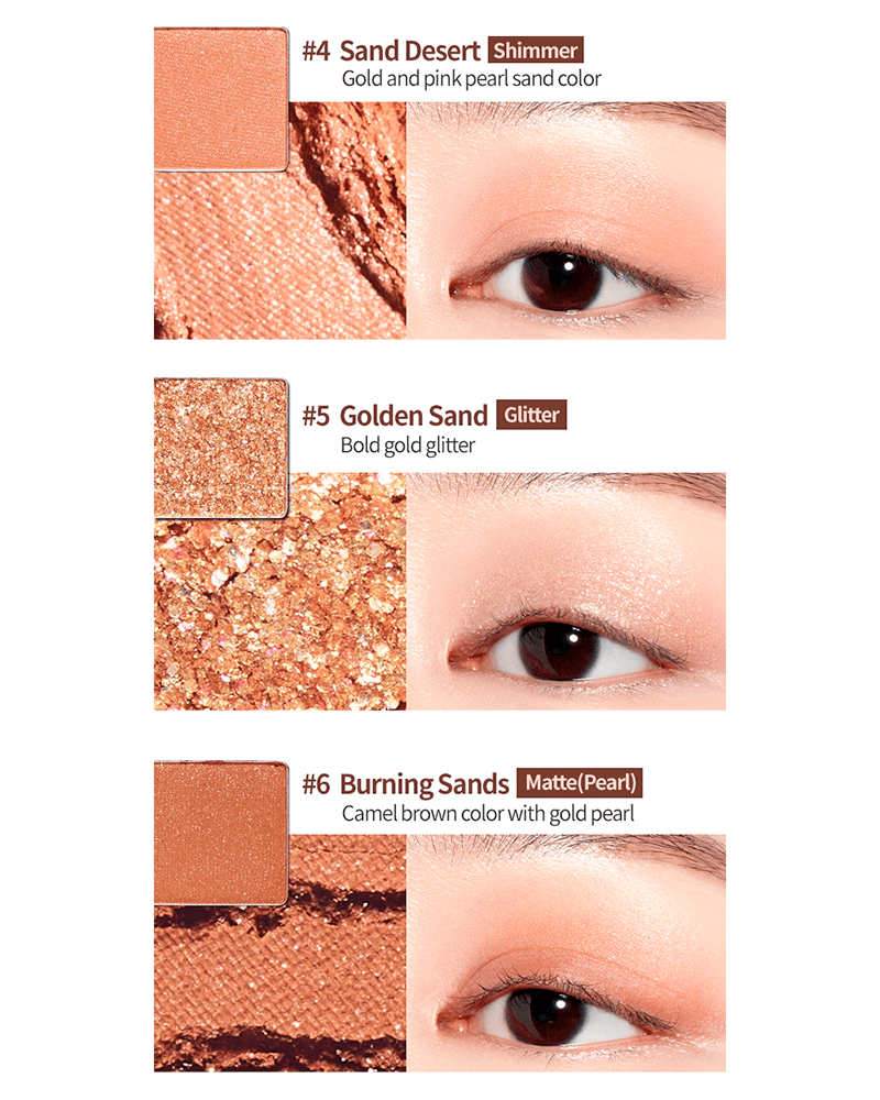Etude House Play Color Eyes Palette Sand Hill