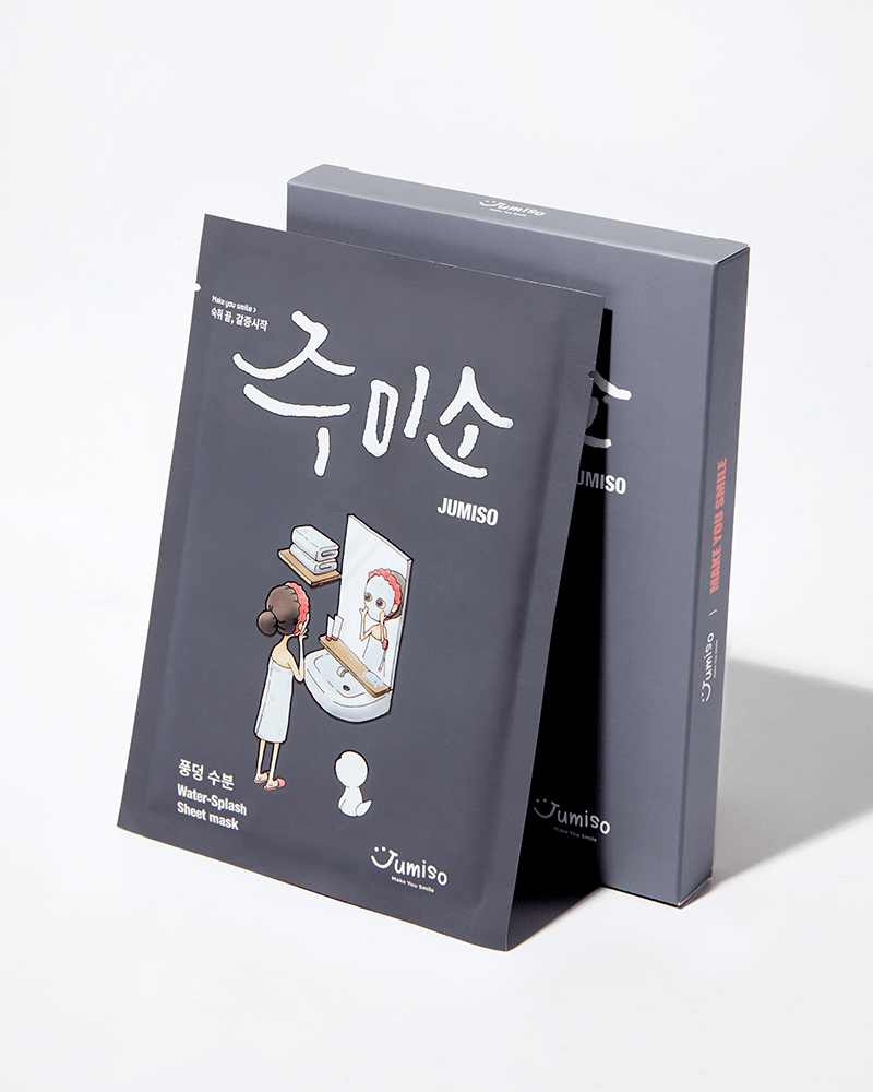 Helloskin Jumiso Water Splash Sheet Mask