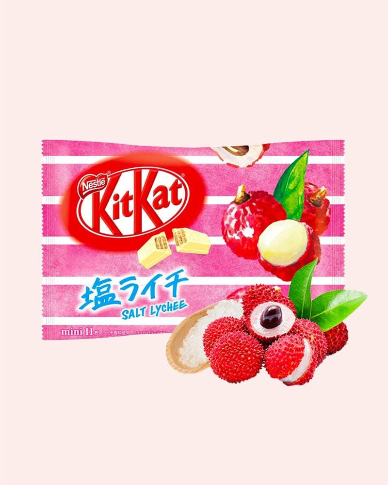 shop Nestle Japan's Salt Lychee KitKat Bag