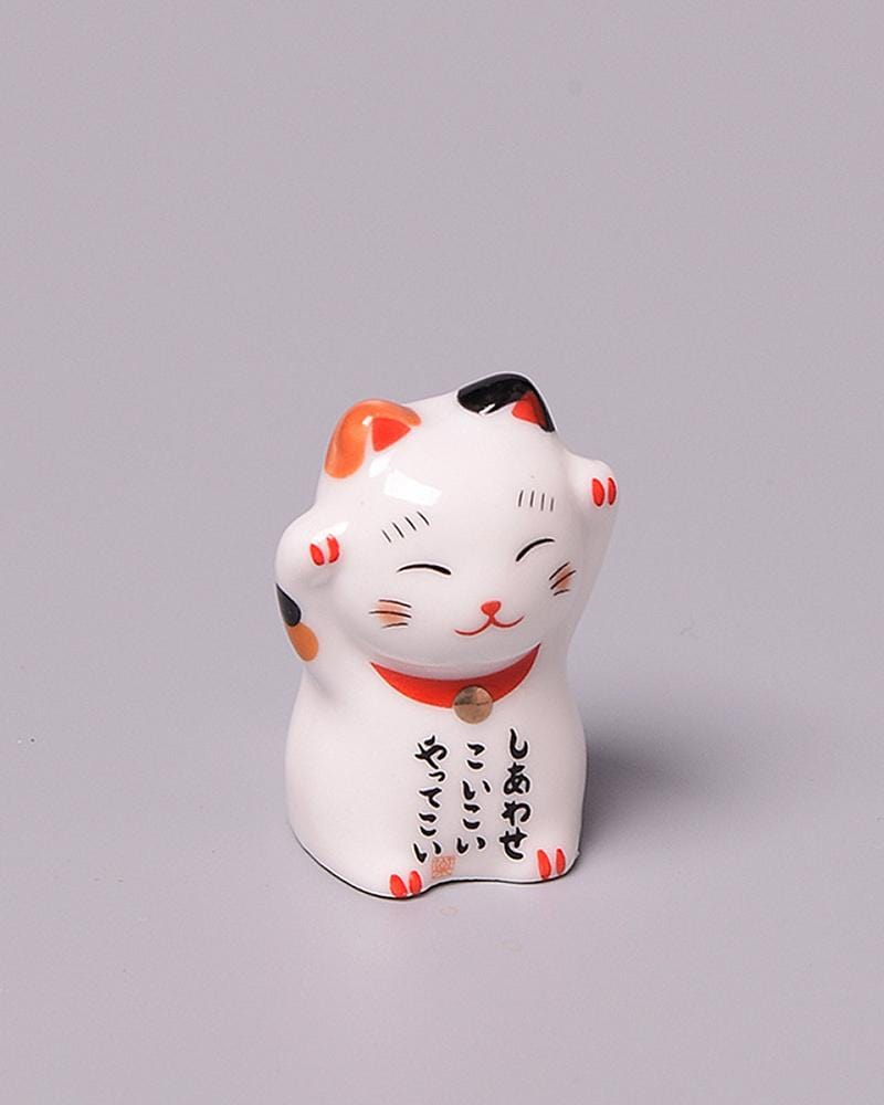Shop Lucky Cat Chopstick Holder - standing