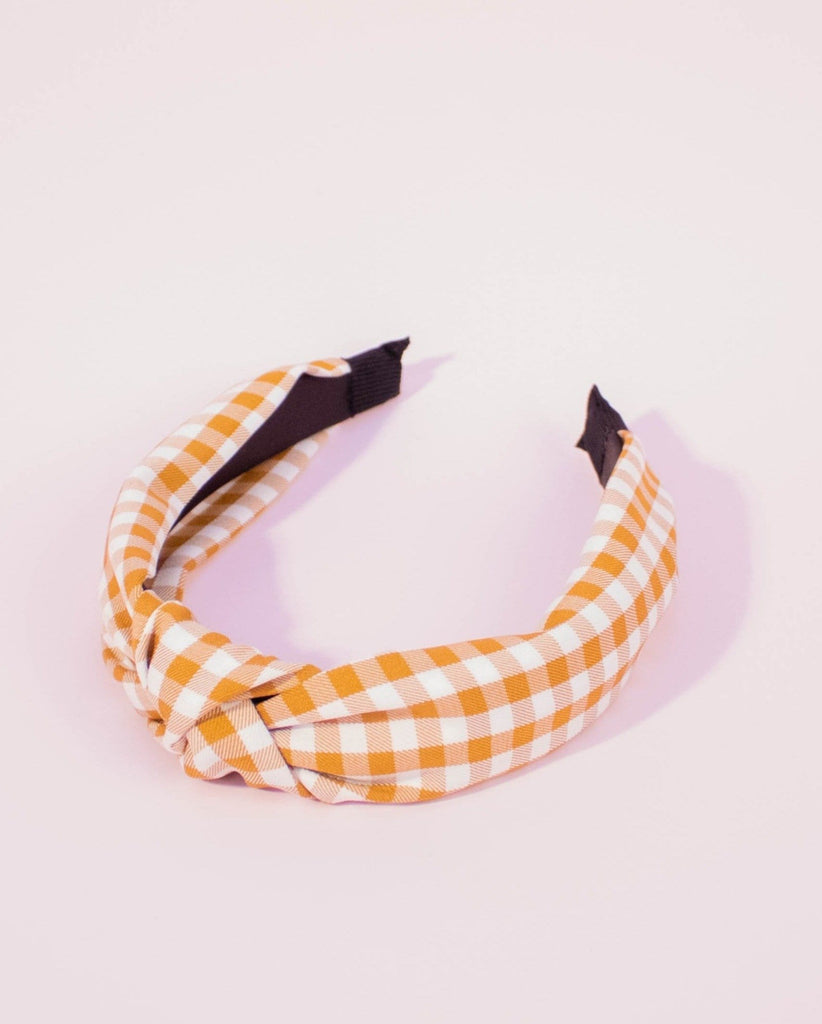 buy cute gingham headbands