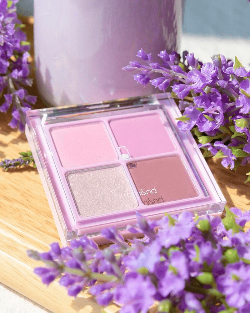 rom&nd Better Than Eyes Milk Series Dry Lavender