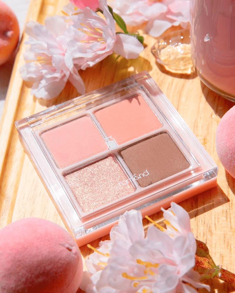 rom&nd Better Than Eyes Milk Series Dry Peach Blossom