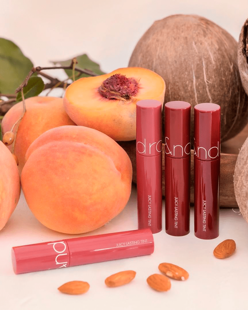 rom&nd Juicy Lasting Tint: Ripe Fruit Series