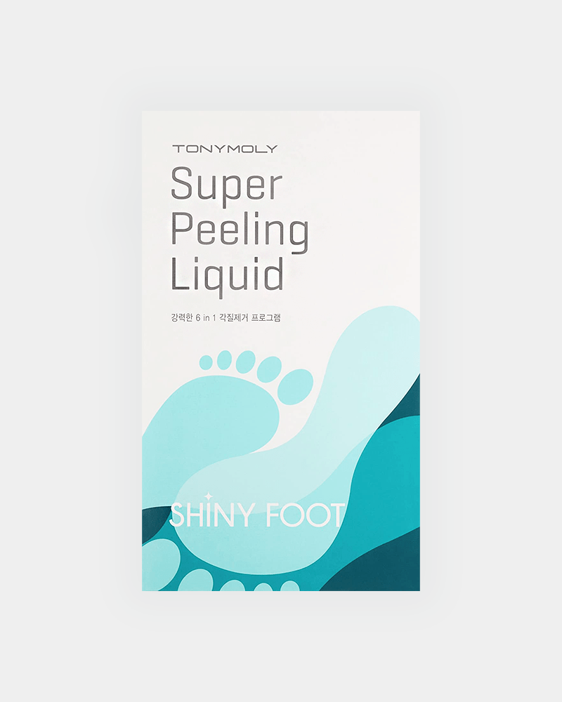 TONYMOLY Shiny Foot Super Peeling Liquid