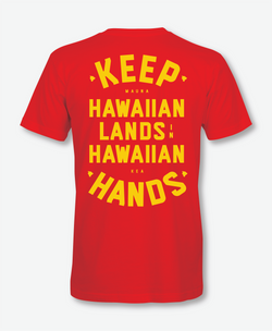 Keep Hawaiian Lands in Hawaiian Hands