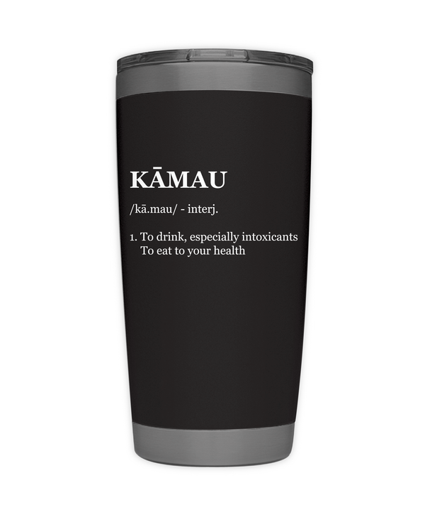 Kāmau Pint Flask Cup