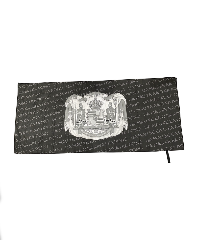 Coat of Arms Microfiber Towel