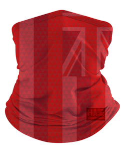 Red Hae Hawaii Gaiter Mask