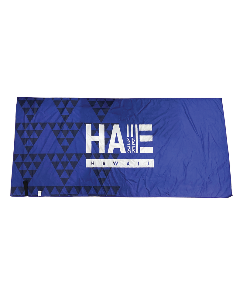 Hae Hawaii Microfiber Towel